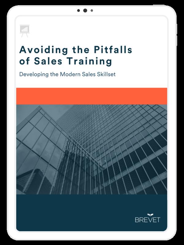 Sales Training Ebook
